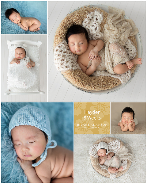 2 Month Old Photo Shoot Ideas By Perth Baby Photographer