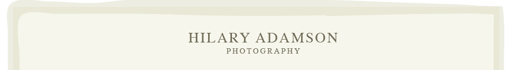 Hilary Adamson Photography logo